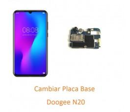 Cambiar Placa Base Doogee N20