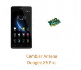 Cambiar Antena Doogee X5 Pro