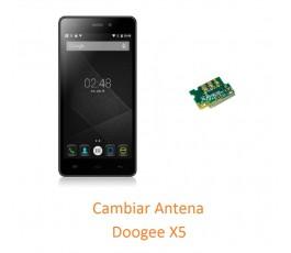 Cambiar Antena RF Doogee X5