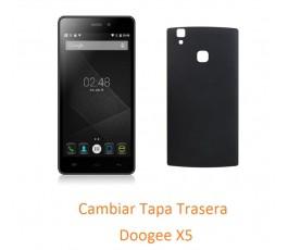 Cambiar Tapa Trasera Doogee X5