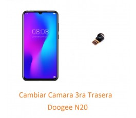Cambiar Camara 3ra Trasera...