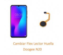 Cambiar Flex Lector Huella...