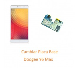 Cambiar Placa Base Doogee...