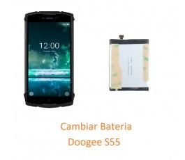 Cambiar Bateria Doogee S55