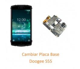 Cambiar Placa Base Doogee S55