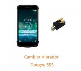 Cambiar Vibrador Doogee S55