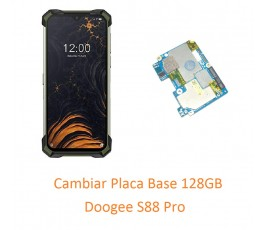 Cambiar Placa Base 128 GB...