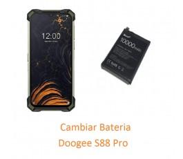 Cambiar Bateria Doogee S88 Pro