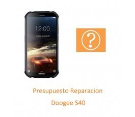 Presupuesto Reparacion...