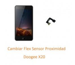Cambiar Flex Sensor...