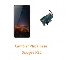 Cambiar Placa Base Doogee X20