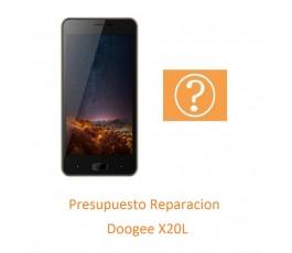 Presupuesto Reparacion X20L