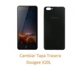 Cambiar Tapa Trasera Doogee...