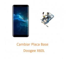 Cambiar Placa Base Doogee X60L
