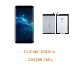 Cambiar Bateria Doogee X60L