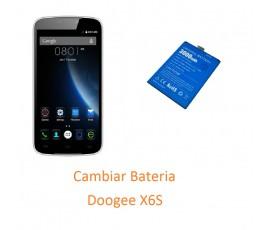 Cambiar Bateria Doogee X6S