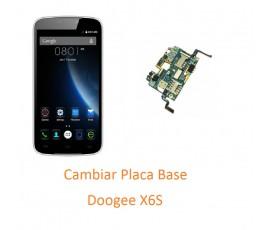 Cambiar Placa Base Doogee X6S