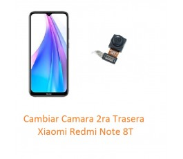 Cambiar Camara 2ra Trasera...