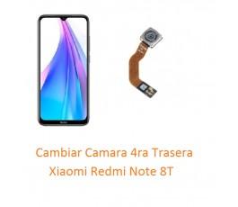 Cambiar Camara 4ra Trasera...