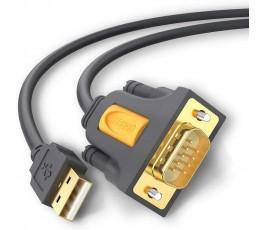 UGREEN Cable USB RS232 DB9...