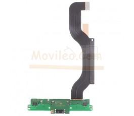 Flex conector carga y micrófono para Nokia Lumia 1520 - Imagen 1