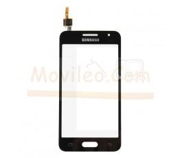 Pantalla Tactil Digitalizador Negro para Samsung Galaxy Core 2 G355 - Imagen 1