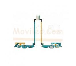 Flex Conector de Carga y Microfono para Samsung S4 Active i9295 - Imagen 1