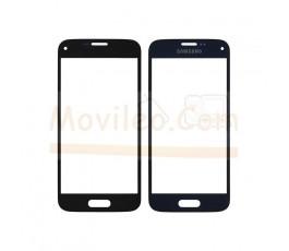 Cristal Azul Oscuro Samsung Galaxy S5 Mini G800F - Imagen 1