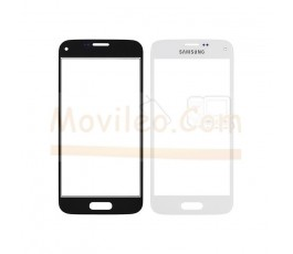 Cristal Blanco para Samsung Galaxy S5 Mini G800F - Imagen 1