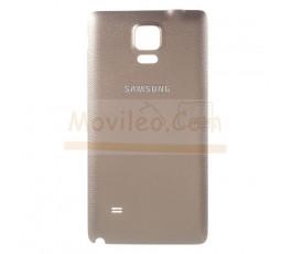 Tapa Trasera Dorada para Samsung Galaxy Note 4 N910F - Imagen 1