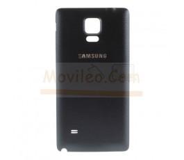 Tapa Trasera Negra para Samsung Galaxy Note 4 N910F - Imagen 1