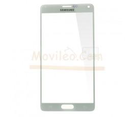 Cristal para Samsung Galaxy Note 4 N910F Blanco - Imagen 1