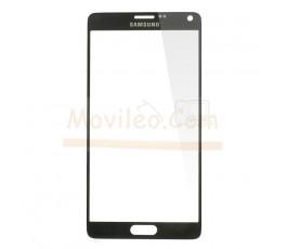 Cristal para Samsung Galaxy Note 4 N910F Gris negro - Imagen 1