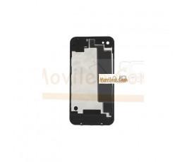 Carcasa trasera tapa de batería negra para iPhone 4s - Imagen 2