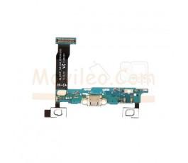 Flex Conector de Carga , Microfono y Teclado para Samsung Note 4 N910F - Imagen 1