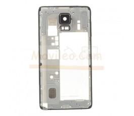 Marco intermedio Samsung Galaxy Note 4 N910F Negro con repuestos - Imagen 1