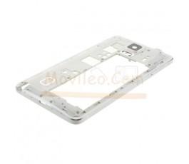 Marco intermedio Samsung Galaxy Note 4 N910F Blanco con repuestos - Imagen 1