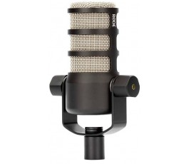 Micrófono  Dinámico PodMic...