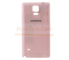 Tapa trasera para Samsung Galaxy Note 4 N910F Rosa - Imagen 1