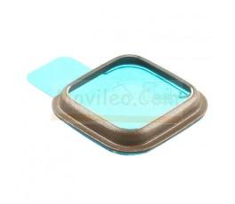 Embellecedor cámara Samsung Galaxy Note 4 N910 Dorado - Imagen 1