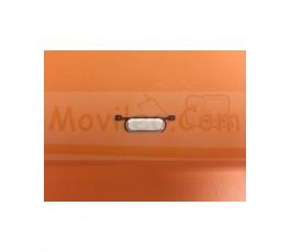 Boton Home Blanco Original de Desmontaje para Samsung Galaxy Tab 4 T530 T531 T535 - Imagen 1