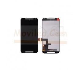 Pantalla Completa para Motorola Moto G2 XT1062 XT1063 XT1068 Negra - Imagen 1