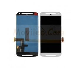 Pantalla Completa para Motorola Moto G2 XT1062 XT1063 XT1068 Blanca - Imagen 1