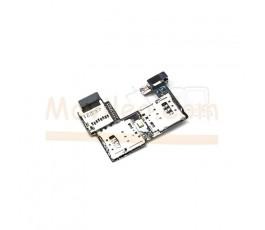 Flex microSD y lectores sim para Motorola Moto G2 XT1068 - Imagen 1