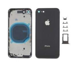 Carcasa chasis iPhone 8 Negro
