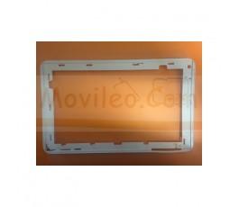 Marco Blanco de Tactil de Desmontaje para Storex eZee Tab 904 - Imagen 1