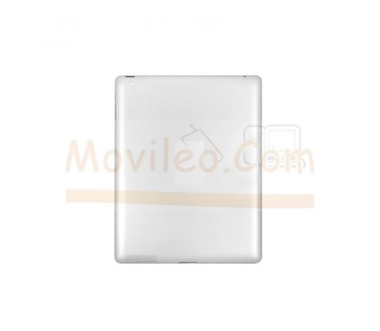 Carcasa Trasera Plateada para iPad-2 Wifi - Imagen 1