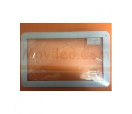Pantalla Tactil Digitalizador Blanco Con Marco de Desmontaje para Szenio Tablet PC 2016DC - Imagen 1