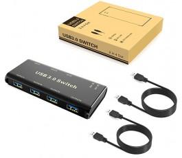 USB3.0 Switch Conmutador...