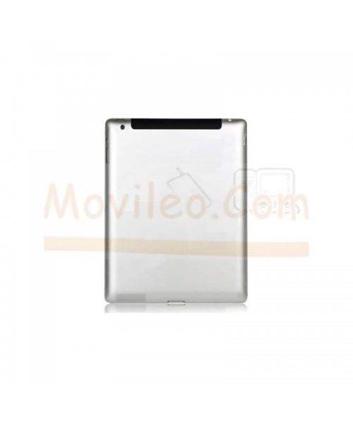 Carcasa Trasera Plateada para ipad-3 Wifi y 4G - Imagen 1
